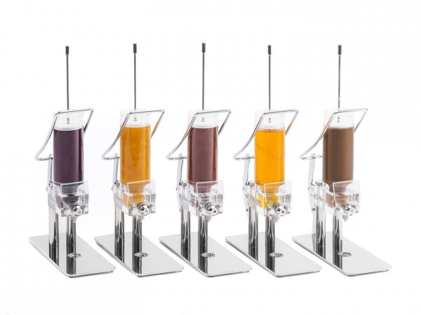חדש! Abert Sauce Dispenser