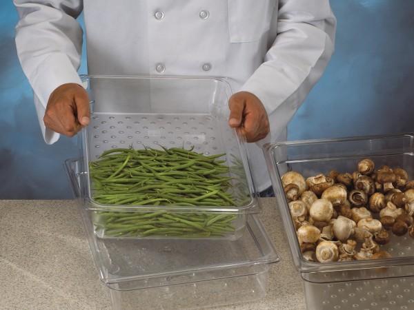 Cambro Food Storage