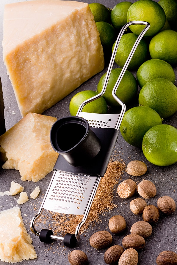 Triangle Hill Nut Grater