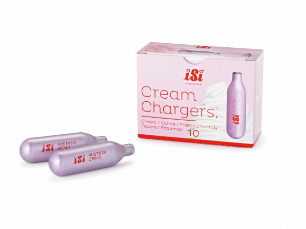 iSi chargers