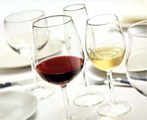 ארגל ציוד למסעדות, כוסות יין