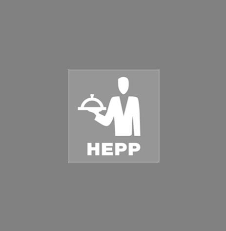 ארגל, לוגו hepp, כלי הגשה מעוצבים