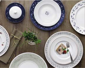 ארגל ציוד למטבח, סכו''ם, צלחות, כלי שולחן