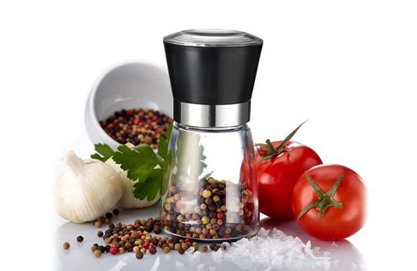Westmark Spice Mill with Ceramic Grinding Mechanism