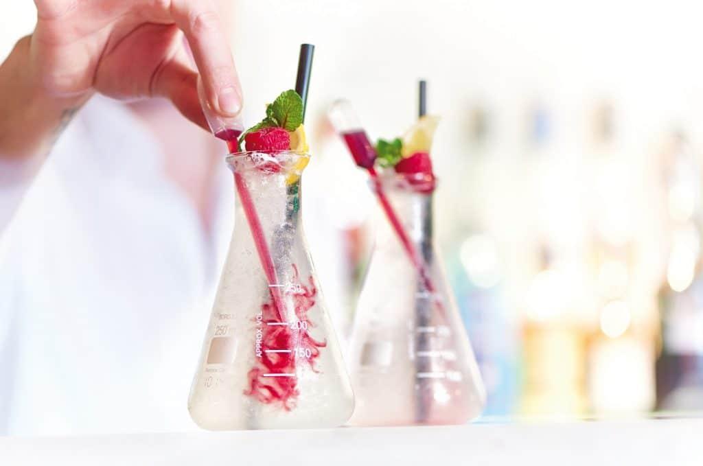 כוסות מעבדה
